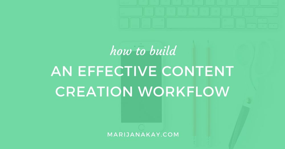 Content creation has many moving pieces, and it's the exact reason you need a content creation workflow to always stay on track. Follow these 5 steps!