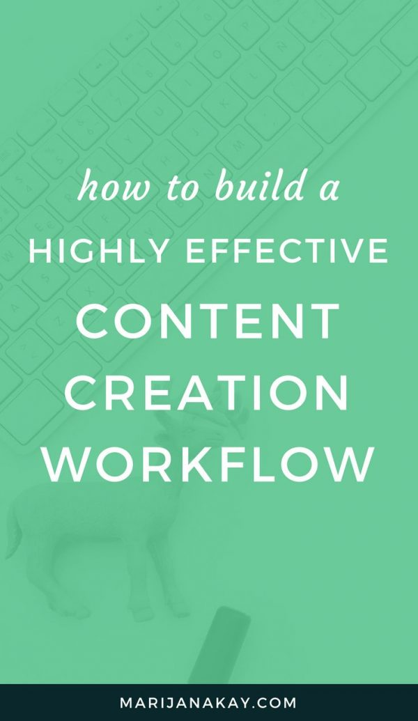 This content productivity guide will help you write your posts and create your content fast and efficiently. It's a great workflow to follow when you don't want to sacrifice your content quality. Click through to learn more!