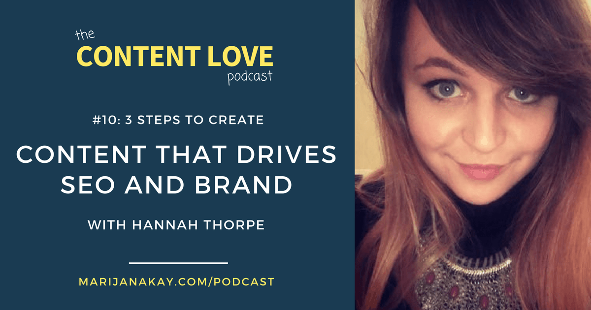 In this episode, I chat with Hannah Thorpe on key actions that go into becoming an expected brand in search results.