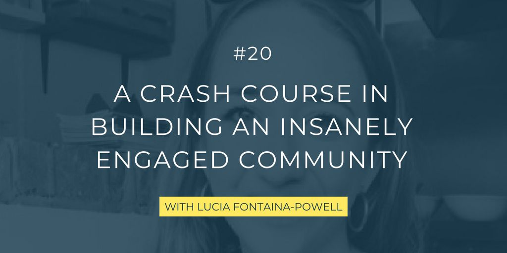 Want to create a community that raves about your online business? Learn from Lucia, Quuu's community manager, on using the power of Facebook groups and Twitter chats to achieve just that.