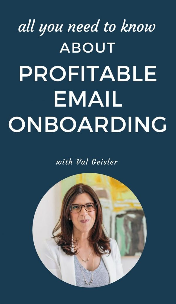 Content Love #21: What You Need to Know About Profitable Email Onboarding With Val Geisler