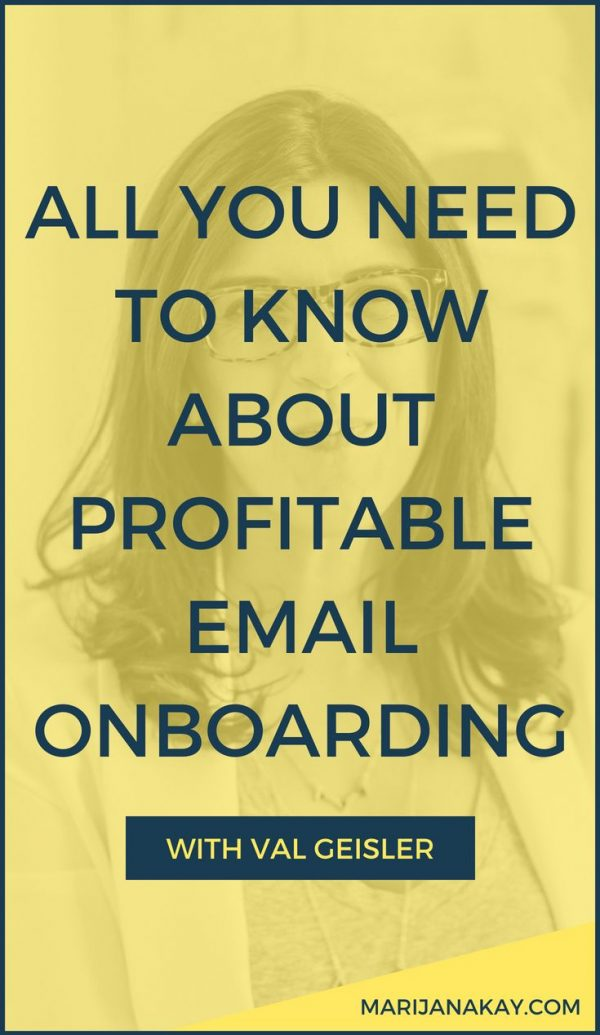 The most efficient way to succeed in email marketing is with a great email onboarding sequence. Click through to learn how to write profitable onboarding emails, how to connect them with your content marketing, and much more!