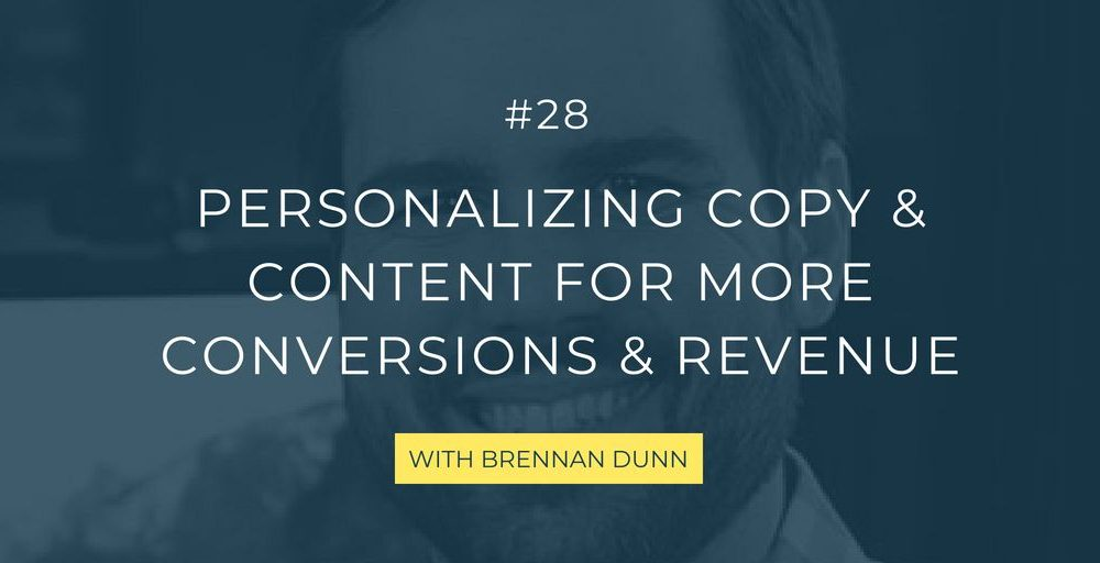 Using personalization in content marketing in copywriting can skyrocket your business growth. Check out this interview to hear case studies, tips to segment your audience, and much more!